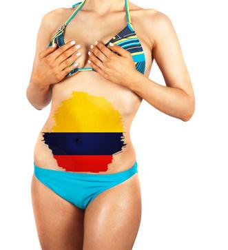 Kolumbianische Gewichtsverlust Injektion