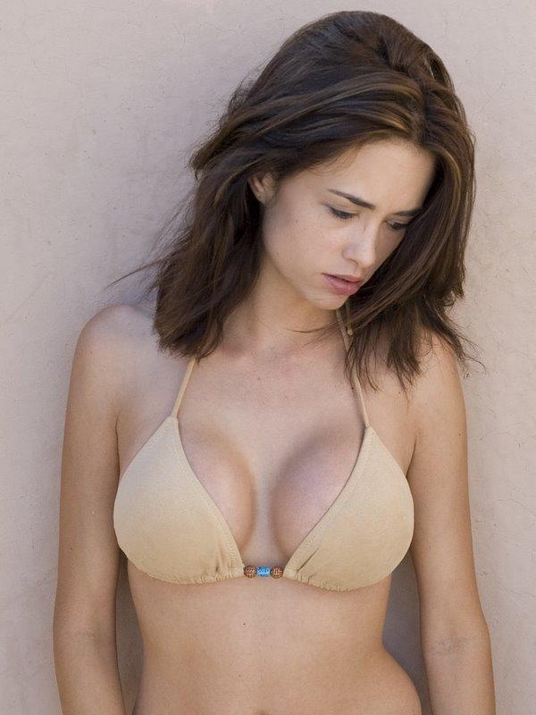 Runde Brüste