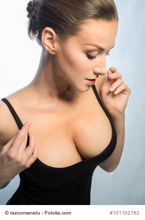Brust vergrößern natürlich